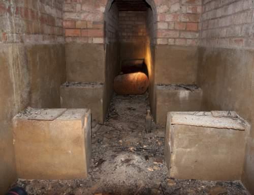 Bomb Shelter Excavation Project (Part 1)