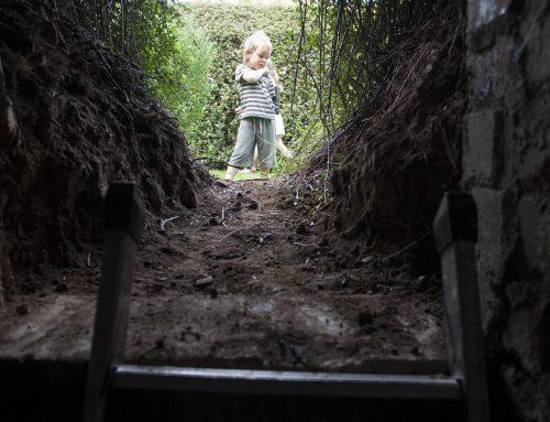 Bomb Shelter Excavation Project (Part 2)