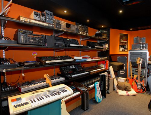 13 Reborn: Damon Albarn's Studio (Part 1)