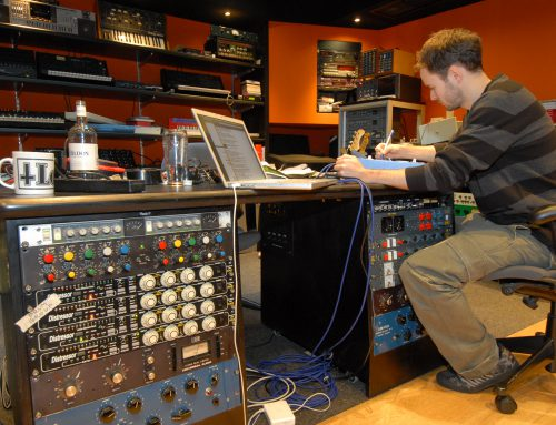 13 Reborn: Damon Albarn's Studio (Part 2)