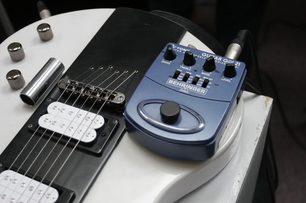 Brian's guitar
