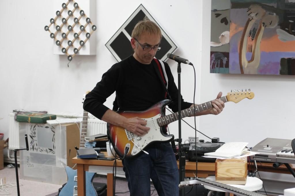 Karl Hyde, spring 2014