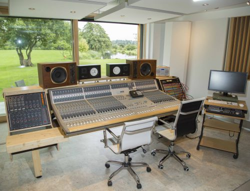 Cenzo Townshend's Decoy Studios (Part 2)