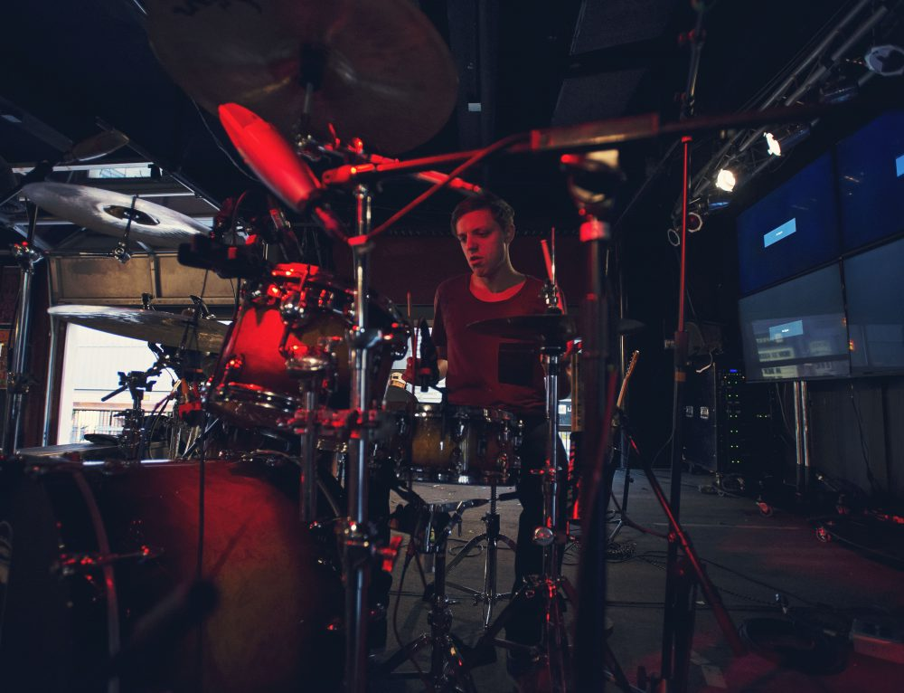 Robert DeLong: Recording In The Cards (Part 2)