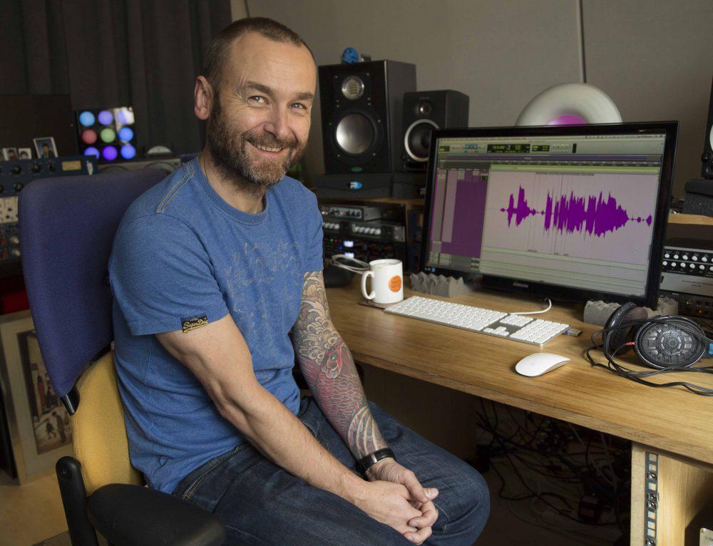 Guy Massey In The Studio