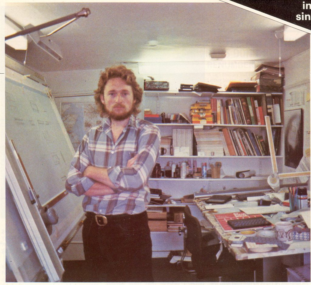 Rick Dickinson: The Enigma of Design (Part 3) – The Polymath ...